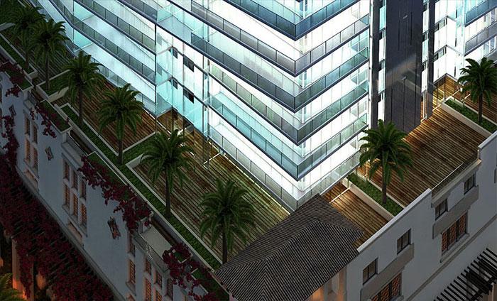 Parque Towers At St. Tropez